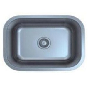 Omax Stainless Steel Single Bowl Kitchen Sink