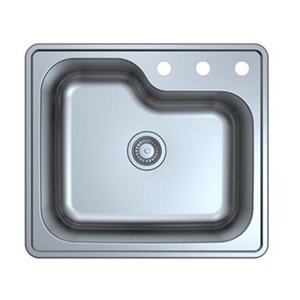 Omax Stainless Steel Topmount Kitchen Sink