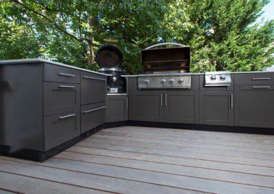 Grey-Outdoor-Kitchen-Cabinets