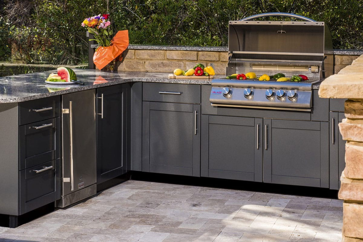 Outdoor Kitchens Omax Home